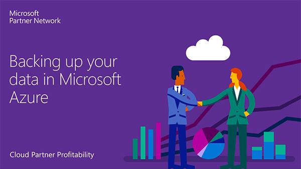Backing up your data in Microsoft Azure - Avvenire Inc