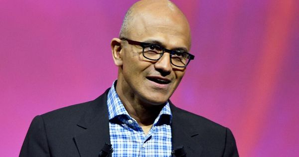 Microsoft CEO Satya Nadella On The Extraordinary Potential Of AI