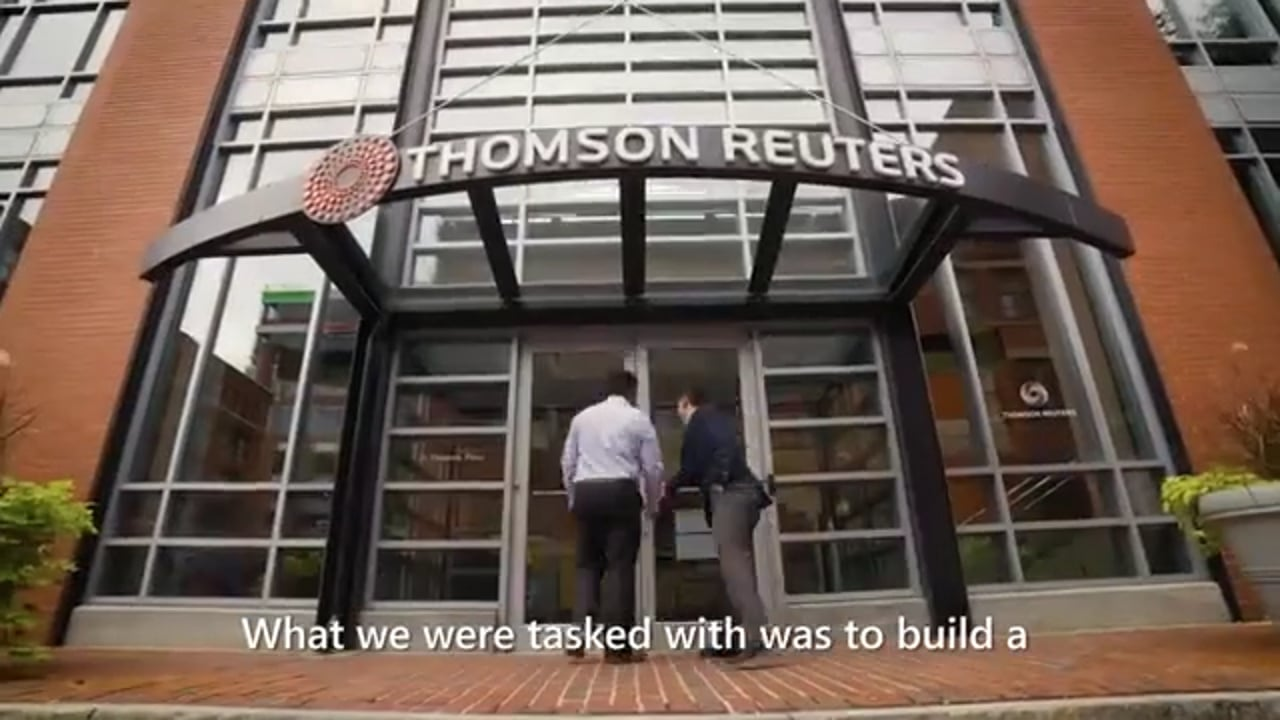Customer story: Thomson Reuters with Azure SQL Services