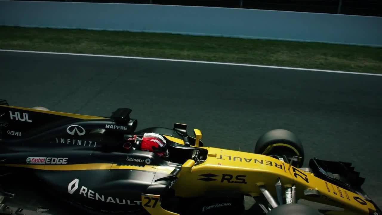 Finishing first with Renault Sports Formula One and Dynamics 365