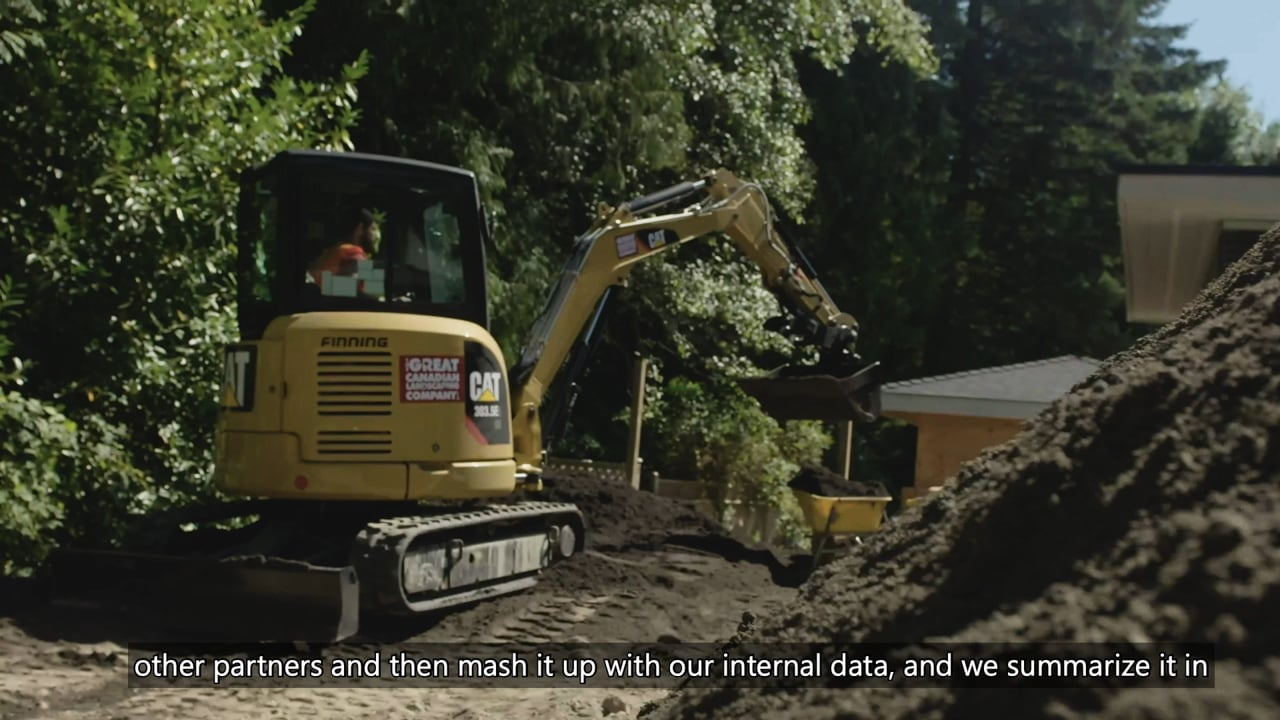 FINNING | Digital Transformation on the Azure Cloud