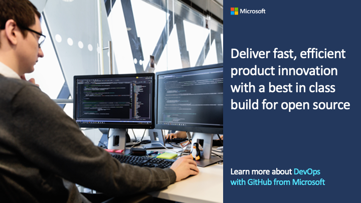 Deliver fast, efficient product innovation with a best-in-class build for open source.